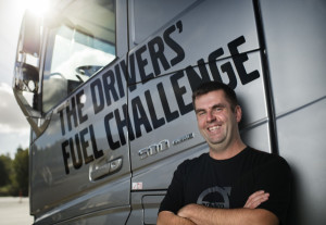 Volvo The Drivers' Fuel Challenge 2016