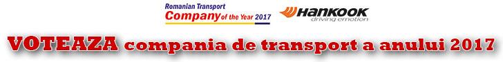 Voteaza compania de transport a anului 2017