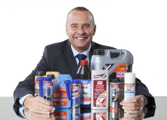 LIQUI MOLY, Ernst Prost, CEO