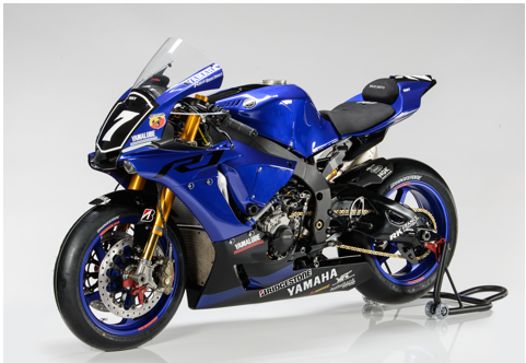 YART Yamaha, echipa oficiala EWC