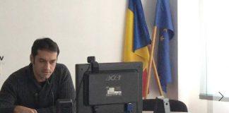 Videoconferință cu directorul general interimar al CNAIR, Cătălin Homor