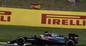 GP SPAGNA F1/2016