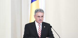 Viorel Ștefan, ministrul Finanțelor